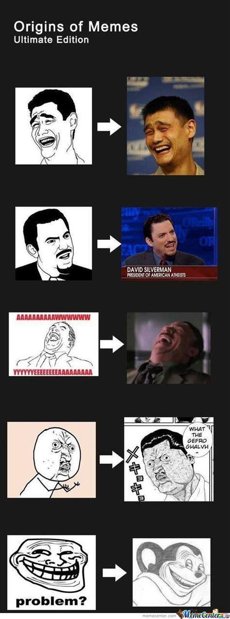 Meme Origin - origin of memes by ben meme center
