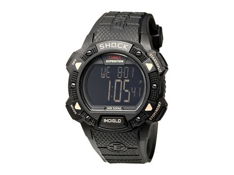 Shock Expedition Timex Expedition 174 Shock Chrono Alarm Timer Zappos