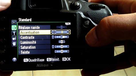 youtube tutorial nikon d3200 quot picture control quot avec son nikon d3200 youtube
