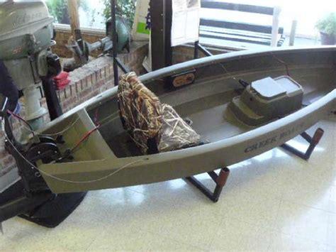 duck hunting creek boat creek sneak boat bing images