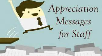 Appreciation Message Employees thanks you quotes for employees employee appreciation thank