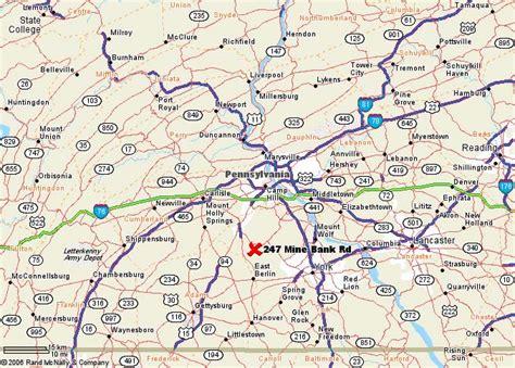 map of central pa pennsylvania dep 2017 2018 cars reviews