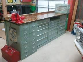 Garage Shelving Garage Journal What I Did With My 40 Home Depot Tool Cabinets The