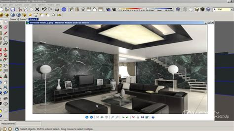 vray sketchup walkthrough tutorial render interior vray sketchup tutorial