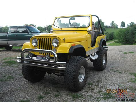 jeep 1980 cj5 1980 cj 5 jeep cj5 no trades