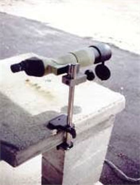 spotting scope bench mount rifle scope to spotting scope adapter page 2