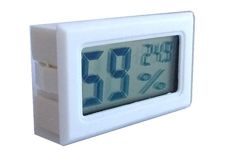 Thermometer Hygrometer Digital 1 2in1 digital hygrometer and thermometer ant s kingdom