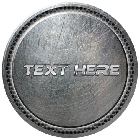 free metal logo template by s on deviantart