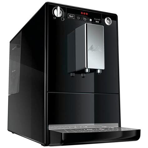 buy melitta caffeo compact coffee machine black at argos
