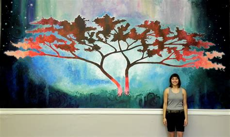 painted wall murals for quot oneness quot painted wall mural