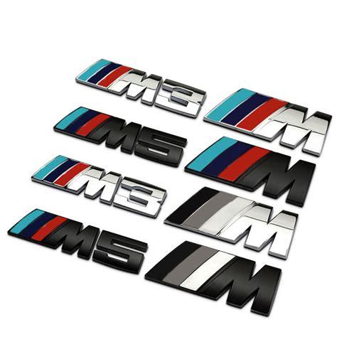 Bmw Motorrad Font by Gro 223 E Mpower M Tech Auf Auto Kofferraum Abzeichen Emblem