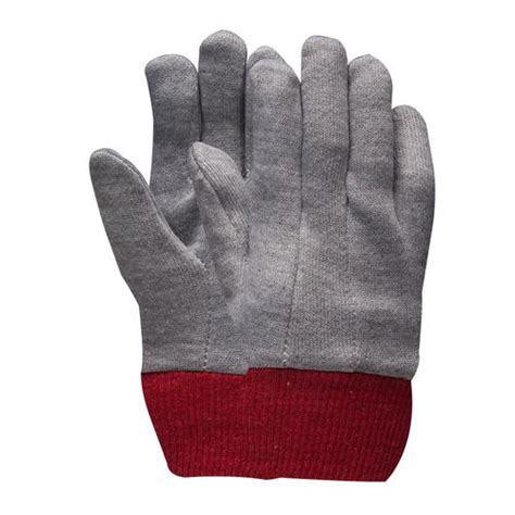 rugged wear gloves rugged wear youth jersey gloves at menards 174