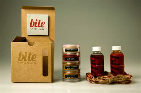 visual communication design virginia tech student spotlight bite the dieline packaging