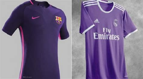 Kaos Bola All Team Football liga spanyol real madrid jersey real madrid away foto
