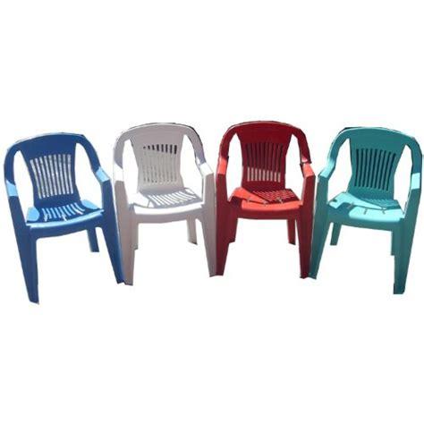 silla de plastico nueva apilable varios colores super lujo  en mercado libre