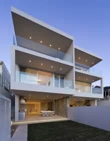 Modern Duplex House Plans Modern Duplex With Views Of Sydney Harbour Idesignarch