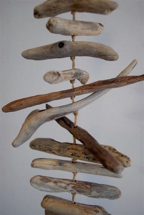driftwood crafts for driftwood mobile mobiles and crafts on