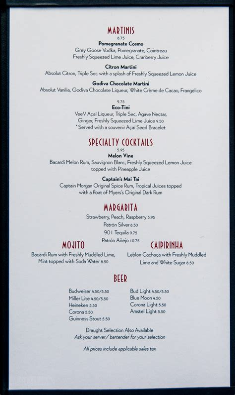 martini bar menu 100 martini bar menu restaurant with trendy cuisine