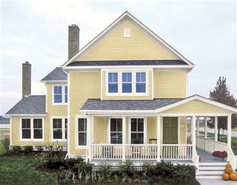 pale yellow exterior house paint house design and decorating ideas