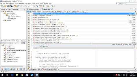 tutorial java netbeans interfaz grafica programa en java que convierte euros a libras d 243 lares y
