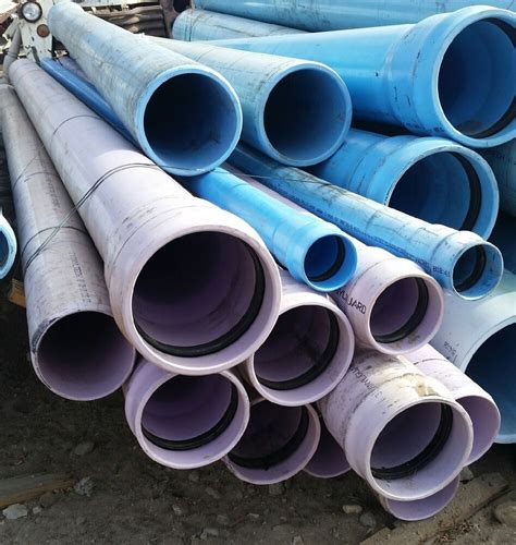 price reduced 10 quot pvc water pipes 20 c900 dr 18 ebay
