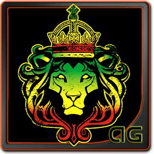 Rastafari Lion of Judah Magic   Android Apps on Google Play