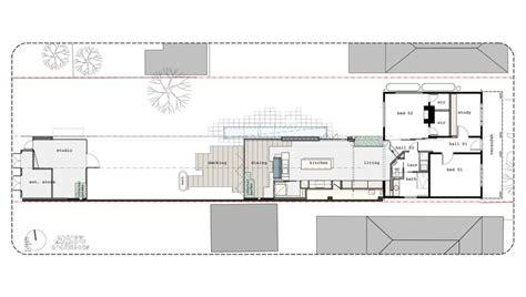 inside plan cut paw paw maynard architects archdaily