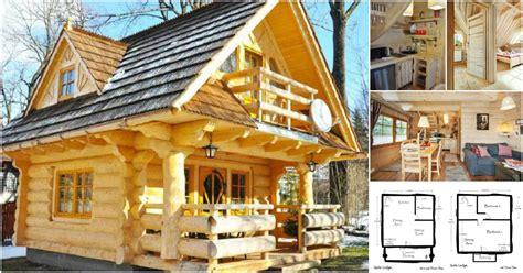 the tiny house company lovely 296sf handmade tiny log house by the little log