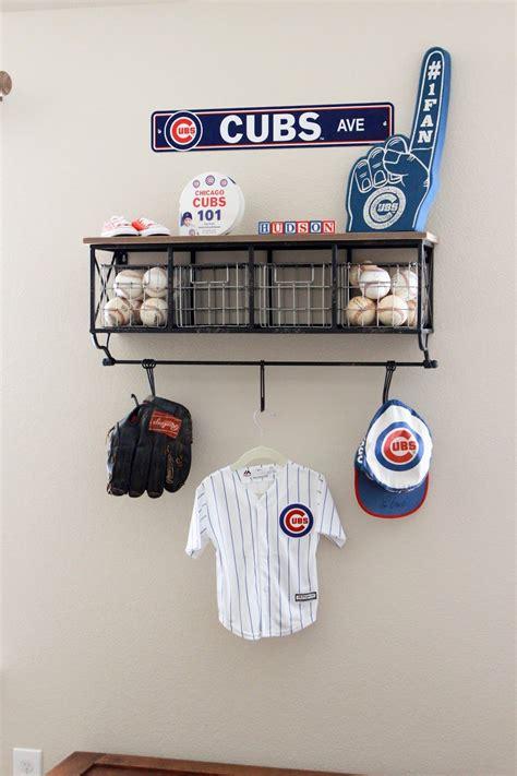 hudsons nursery baseball room decor boys baseball