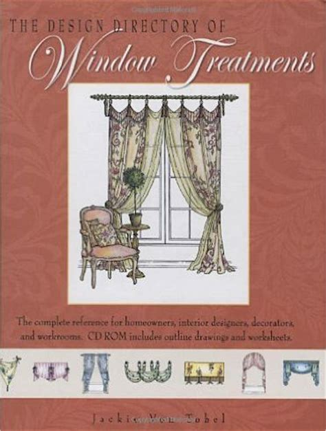drapery dictionary design dictionary of window treatments jackie von tobel