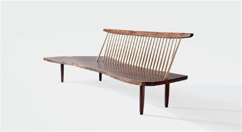 george bench making wood furniture is giving a new life for tree