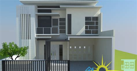 design exterior interior mebel rumah design rumah 2 lantai pakuan bogor jasa desain rumah