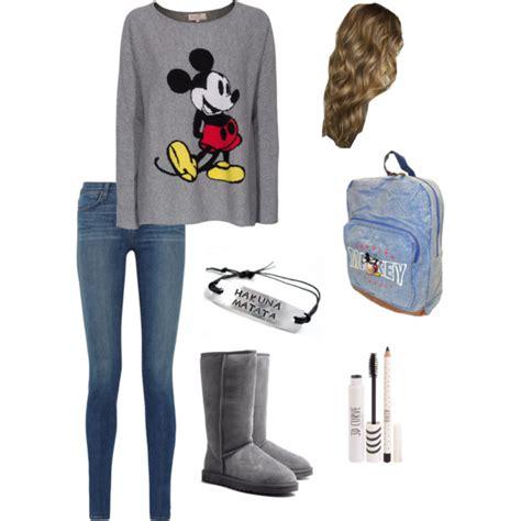 Disney Casual   Polyvore