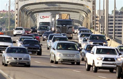 cincinnati home to 3 of country s top traffic bottlenecks