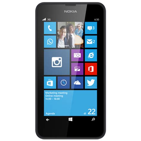 Nokia Lumia Octacore nokia lumia 630 3g 5mp black unlocked ebay