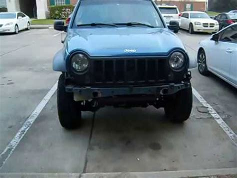 jeep liberty front bumper jeep liberty custom front bumper