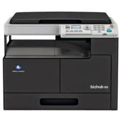 Printer Scanner Dan Fotocopy cara penggunaan scanner konica minolta 164 norafila