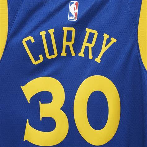 Swingman Curry 9 shop blue nike nba golden state warriors stephen curry