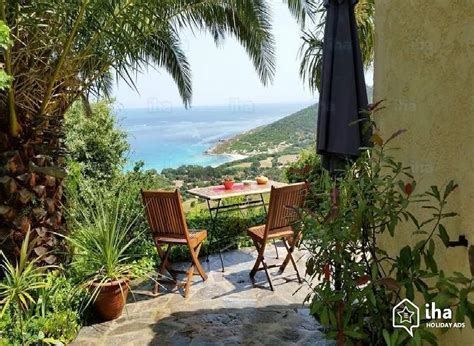 appartamenti corsica vacanze appartamento in affitto a isola rossa corsica iha 54524