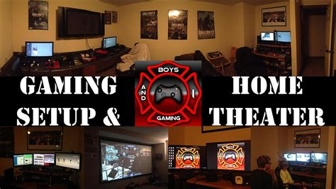 epic game room setup  bonus home theater room setup