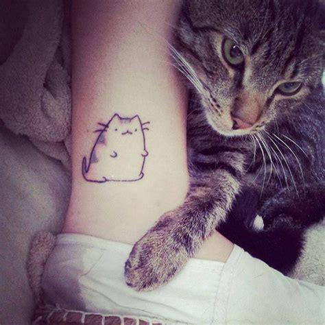 tatuajes de gatos seleci 243 n de las mejores fotos