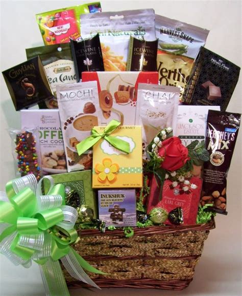 gift baskets edmonton all my best unique gift baskets