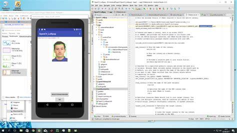 android studio easy tutorial simple aplicaci 243 n con opencv en android studio free