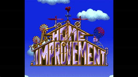 home improvement intro snes introduction