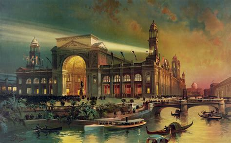 electrical building worlds columbian exposition chicago