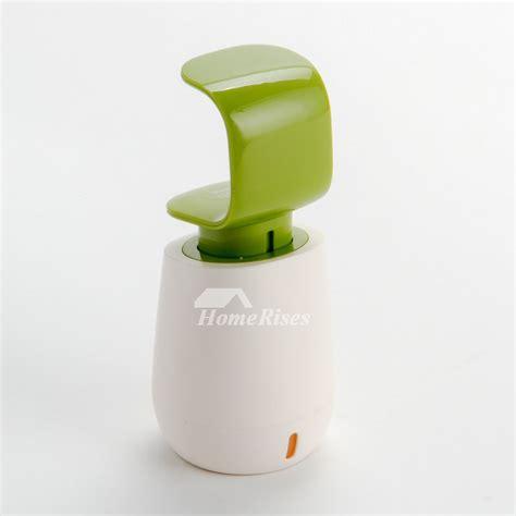 Modern Bathroom Soap Dispenser by Modern Green Black Bathroom Creative Liquid Soap Dispenser
