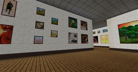 Painting Minecraft by Atelier Canvas Custom Paintings Mod 1 13 2 1 13 1 1 12 2