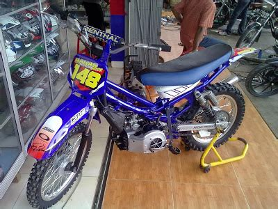 Besi As Roda Belakang Jupiter Z As Roda Belakang Yamaha Jupiter Z Ddi keep the racing spirit modifikasi bebek 2tak standart
