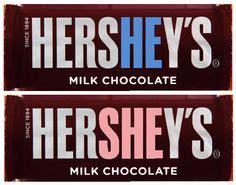 Hersheys Is Thinking Pink by Gender Reveal Food Ideas By Kryspii On