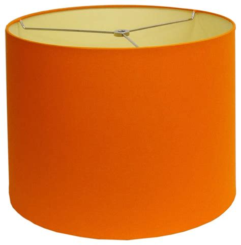 shades or orange round orange small l shade contemporary l shades